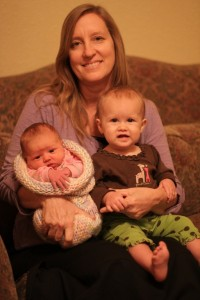 Our First Sibling Grandbabies!