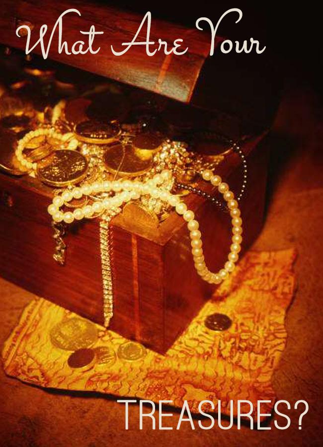 Treasure Box, Pinterest