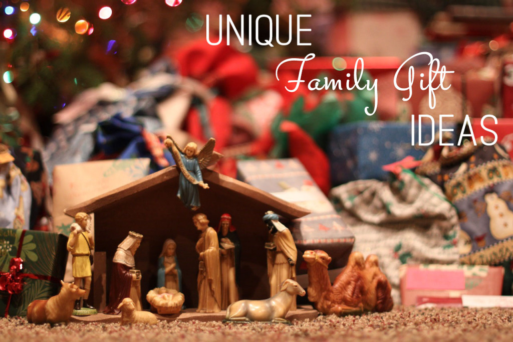 Unique Family Gift Ideas