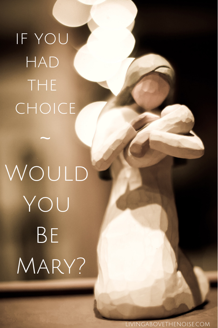 Would You Be Mary?