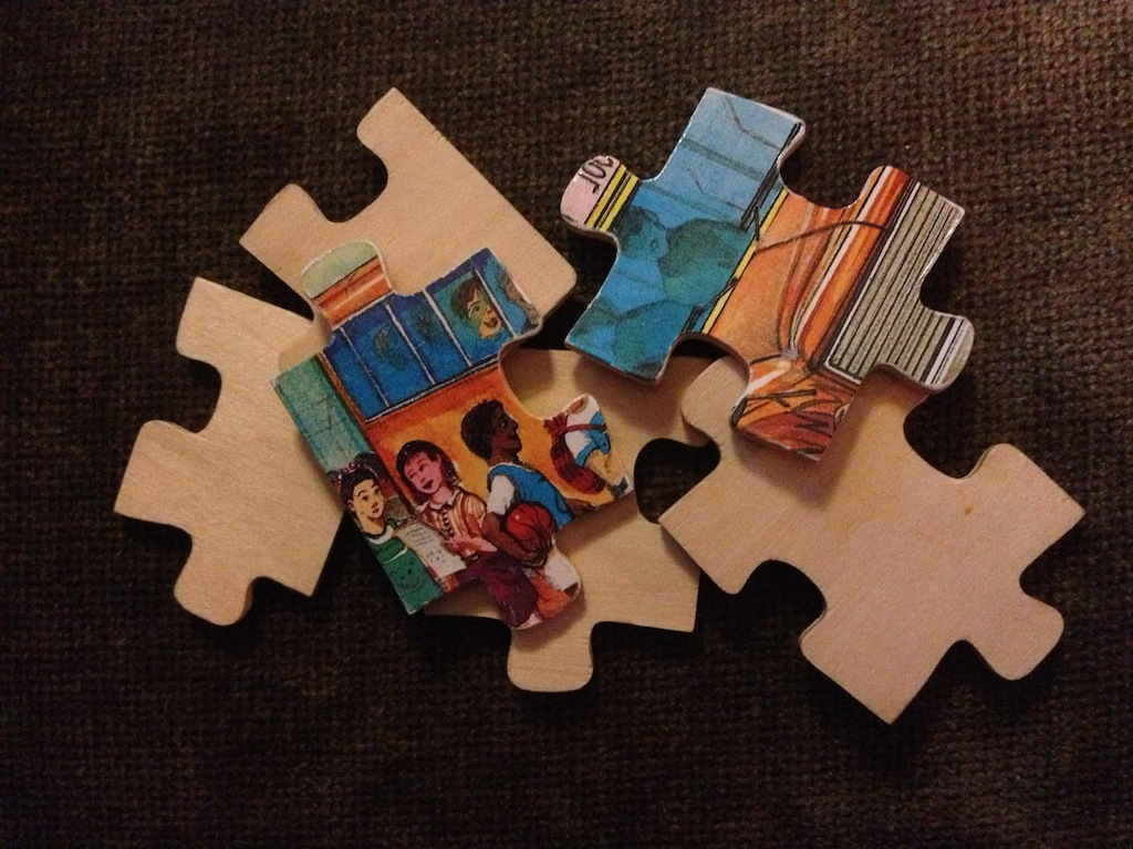 Puzzle - Relationships