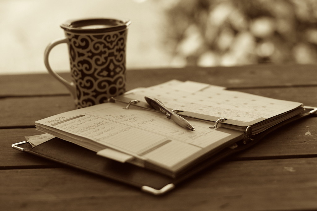 Goals…and A Planner – A Necessary Part of Success