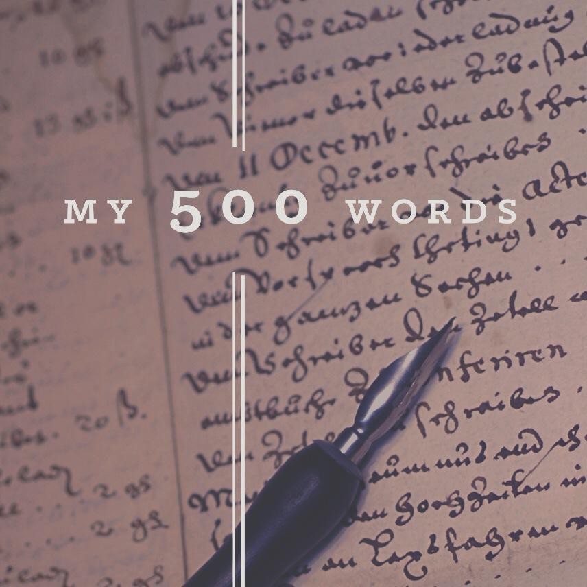 500 Words Challenge!