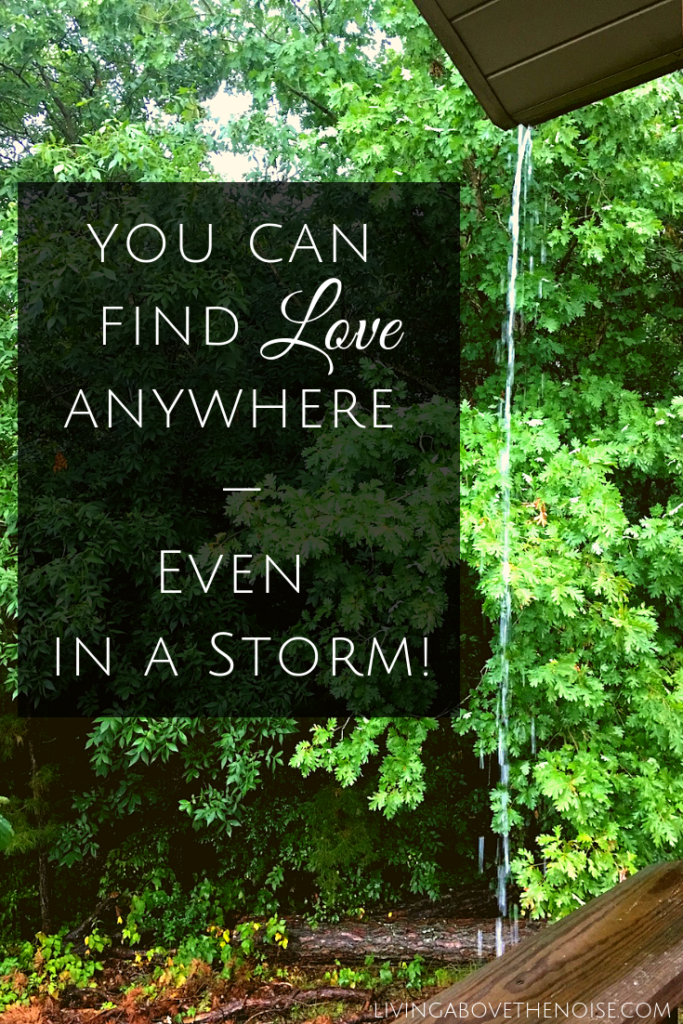 Finding Love in a Storm