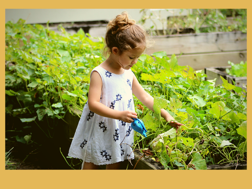 Lessons from the Garden Can Make You A Better Parent