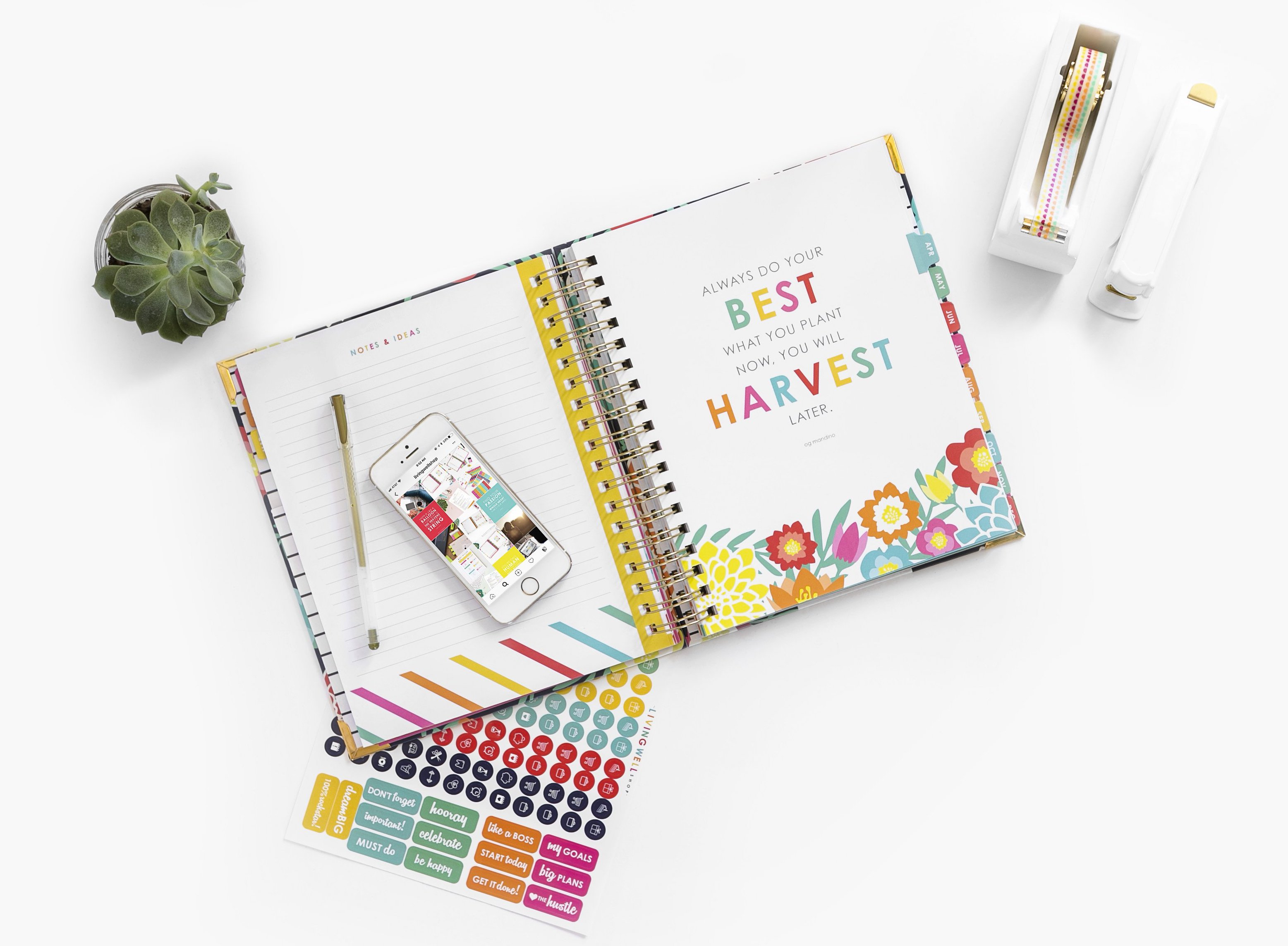 It's that time of year!  Set up your plan to take back your year with this planner!!