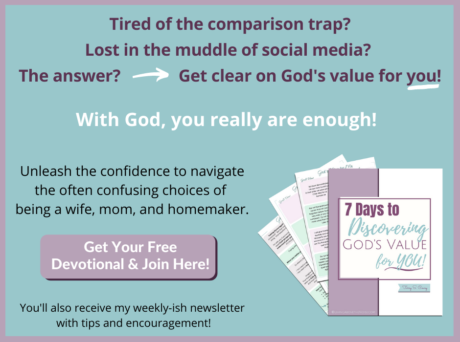 7 Day Devotional sign up form